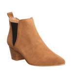 Office tan suede chelsea boots