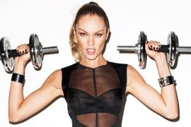 how to look good at the gym