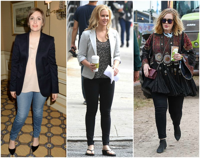 Jeans for Apple Shaped Women