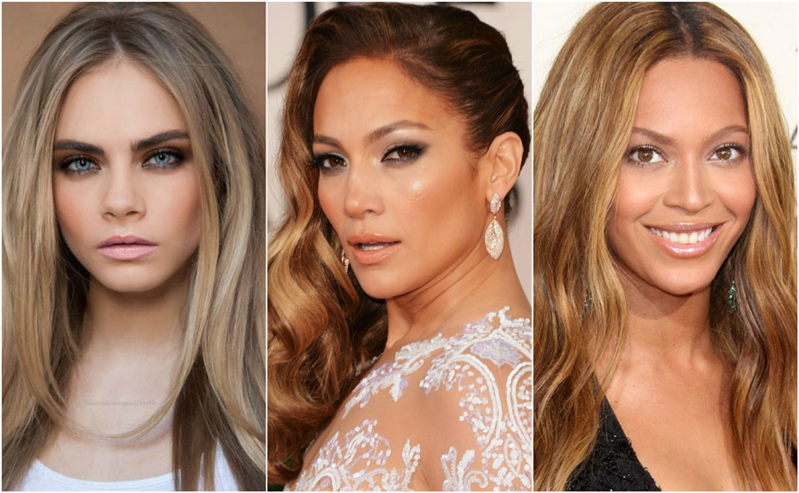 Nude Lipstick How Wear Lip Colour Cara Delievigne Jennifer Lopez Beyonce