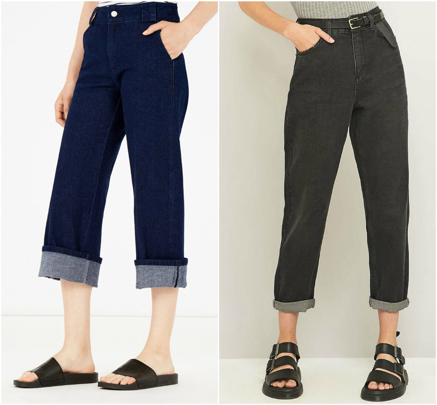 Clubbing cheap how should high waisted jeans fit online cheap canada