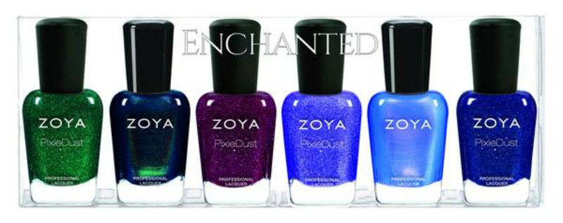 Zoya's Christmas Collection 2016