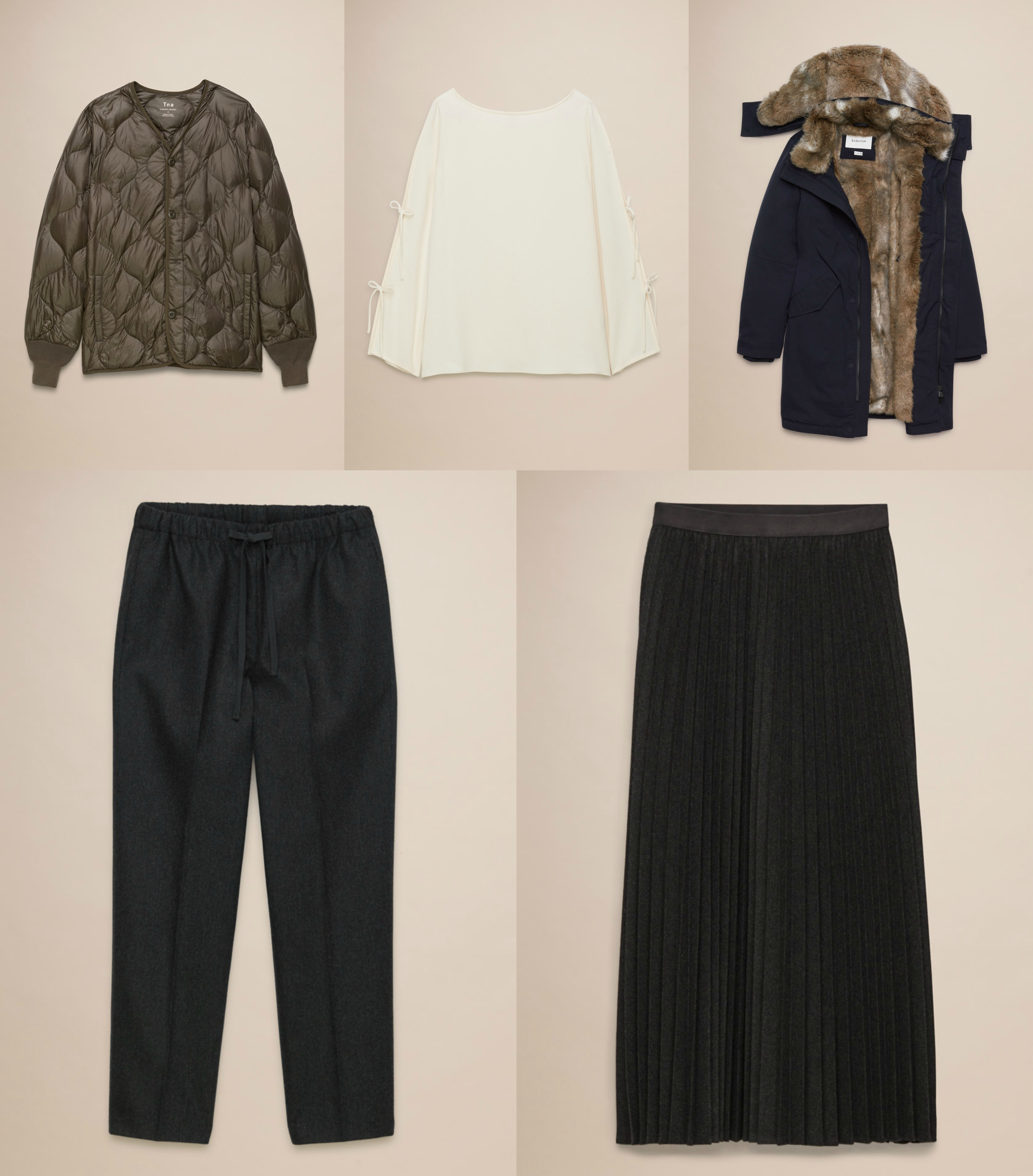 aritzia 5 must haves