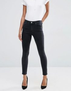 ASOS Washed Black Jeans £25.00