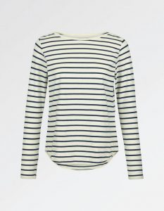Fat Face Striped Breton Top £25.00