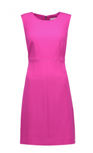 DVF Carrie Stretch-Crepe Dress £150