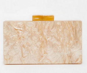 ASOS Marble Box Clutch £25