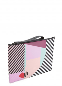Lulu Guinness Womens Anna Doll Face Clutch £95