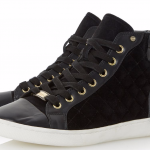 Dune Entourage Hi Top Trainers £56