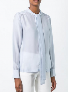 Elizabeth and James Pussy Bow Blouse £396