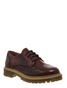 Office Burgundy Brogues £68.00