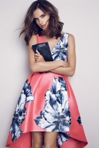 Coast Athens print-ursula-dress £169