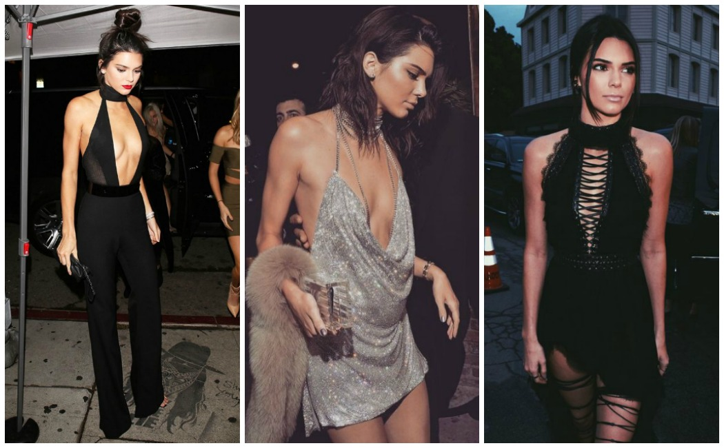 kendall-jenner-outfits for New Year's Eve