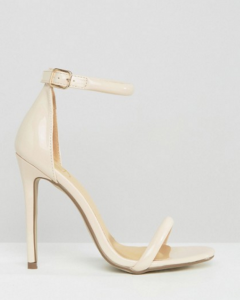 Missguided Barely There Strappy Sandal £20.00