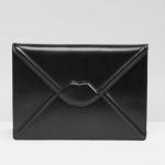 Lulu Guinness Catherine Envelope Clutch Bag £195.00