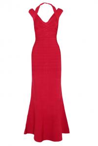 HERVÉ LÉGER Bandage gown £855.75