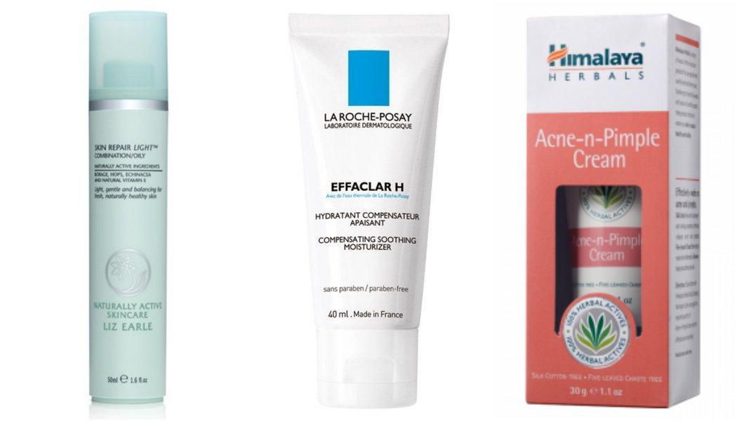 best acne moisturisers