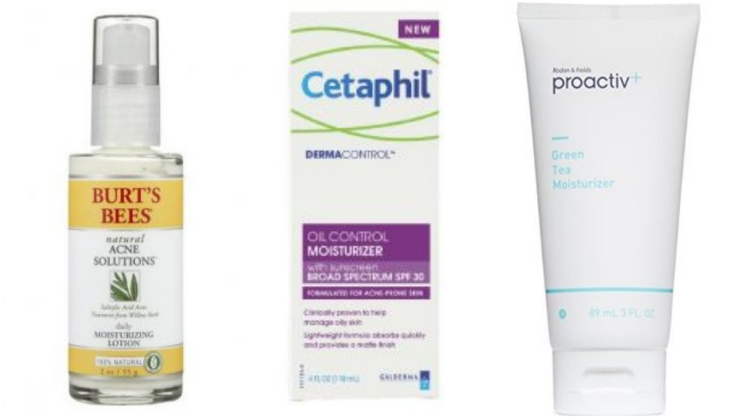 products for acne prone skin