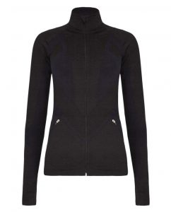LNDR Base Jacket - Black Marl £135