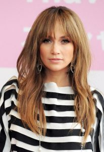 Jennifer Lopez - Milk + Blush Full Head Hair Extensions Quad Weft Set in Oh My Ombre