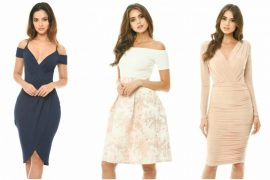5 of the best prom dresses for wedding guests by AX Paris
