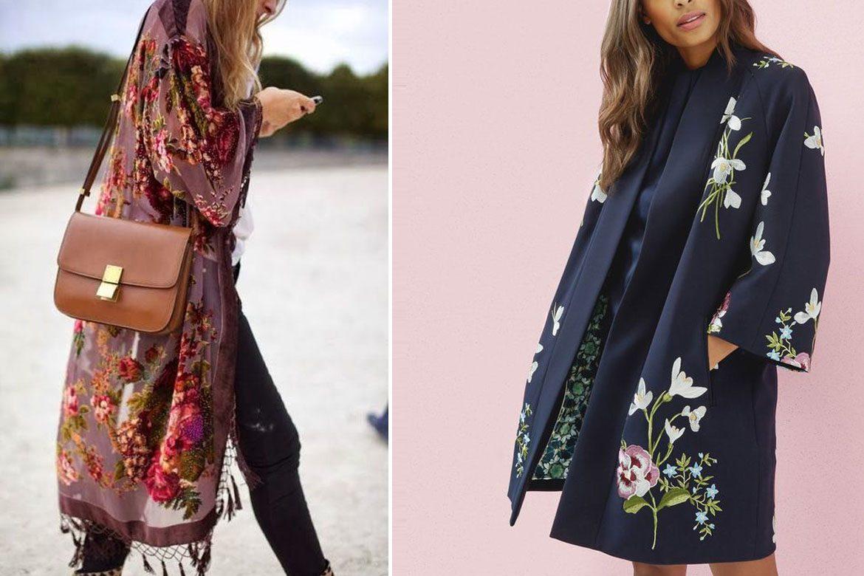 How To Wear A Kimono Jacket