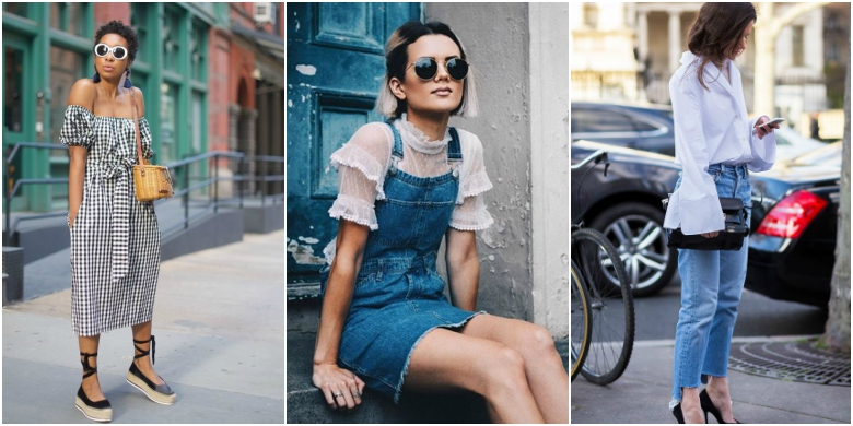 Street style SS17 trends