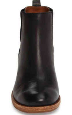 Nordstrom Kork-Ease Mindo Chelsea Bootie - black chelsea boots