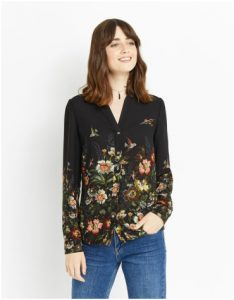 Oasis Rossetti Placement Shirt