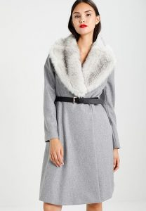 Zalando Ted Baker NARNIA Winter coat - Grey