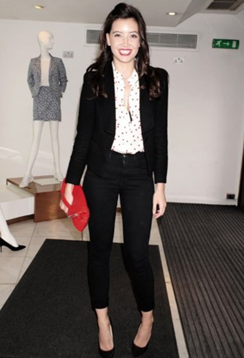 daisy lowe office style Credit- style chi