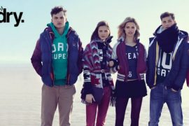 Superdry campaign imagery