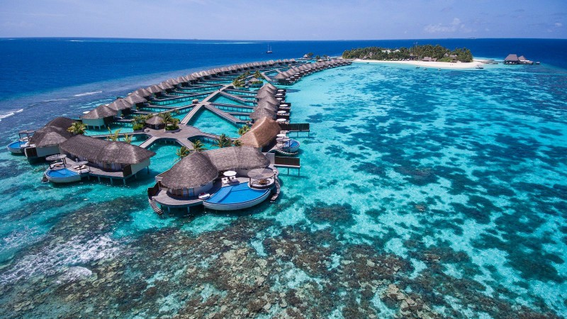 The W Hotel Maldives